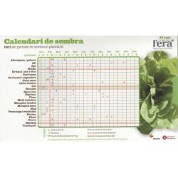 Calendari de sembra i plantació
