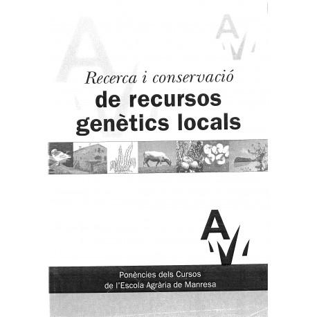 Recerca i conservació de recursos genètics locals
