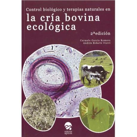 Control biológico y terapias naturales en la cría bovina ecológica