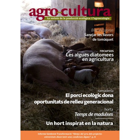 Revista Agrocultura. Núm. 79. Primavera 2020